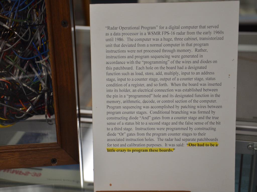 """Explanation of the """"spaghetti"""" board!"""