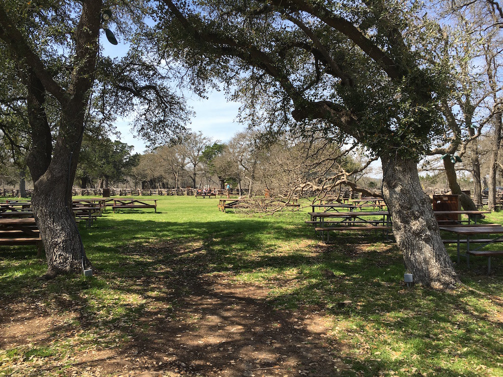 Huge grounds for picnicking. there's even a dog park too!