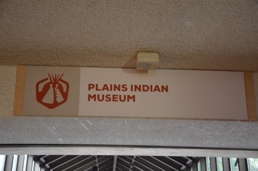 There was also a Plains Indian museum; there were 4 or 5 museums there, a great value!