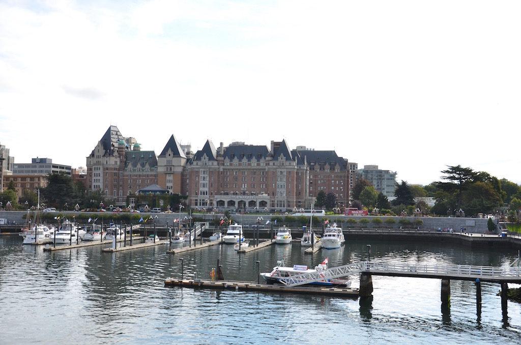The bay area in Victoria