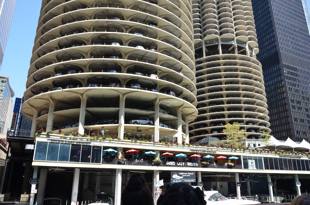 cheap parking st chicago garages downtown garage hilton